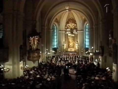 Urban Agnas plays Let the Bright Seraphim Händel