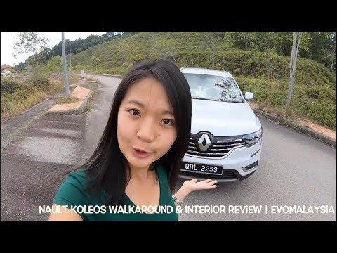 2019 Renault Koleos Walkaround & Interior Review | EvoMalaysia