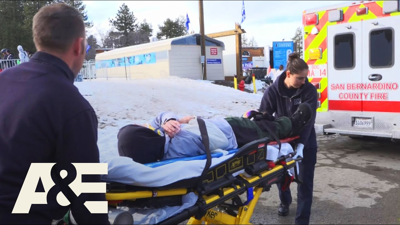 Live Rescue: Traumatic Skiing Accident (Season 2) | A&E