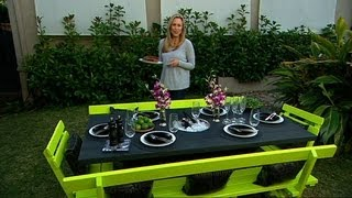 Decorating Your Outdoor Furniture
