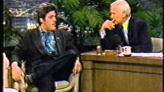 Tonight Show Johnny Carson with Jay Leno 1987