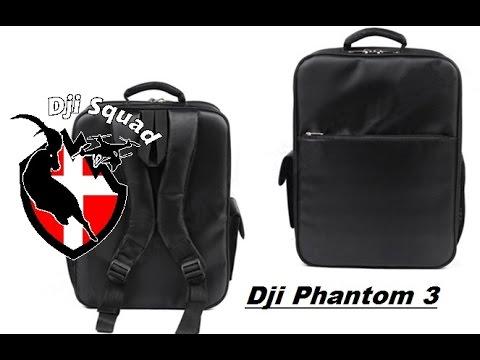 dji phantom 3 tutorial sac dos backpack version fran aise youtube. Black Bedroom Furniture Sets. Home Design Ideas