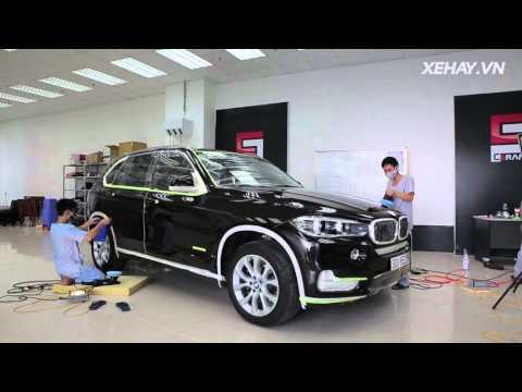 [XEM XE.VN] Phủ bóng Ceramic Pro siêu bền - siêu đắt tại Hà Nội