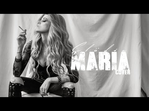 Maria Clödie Blondie Cover