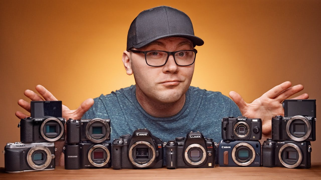 f524d539769b 10 Cameras Under  300 for Video! - YouTube