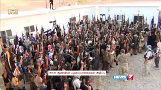 'IS' militants destroy ancient Assyrian city of Nimrud