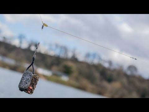 Pescuit la feeder - montura eficienta pentru coșuleț!