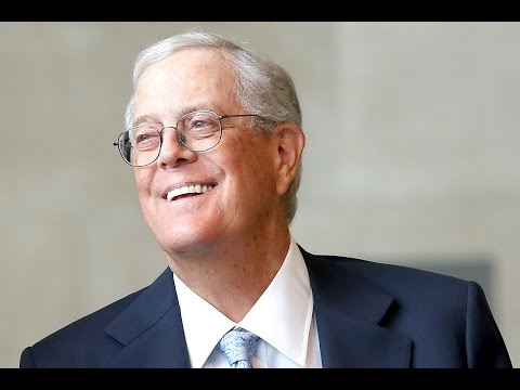 Koch Brother Pretends to be Social Liberal, Barbara Walters Calls Him Out