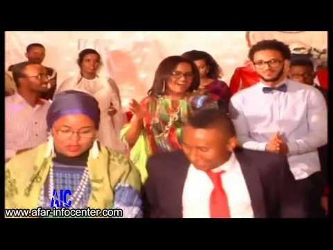 Odj Omar ( Djibouti ) Mariage d'Osman Garad Et Hasna med