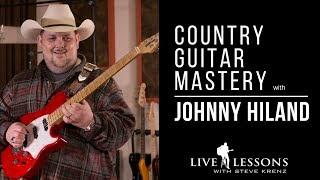Baixar Country Guitar Mastery with Johnny Hiland
