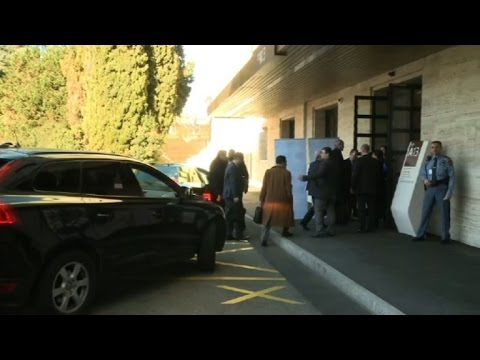 UN-backed Syria peace talks restart in Geneva