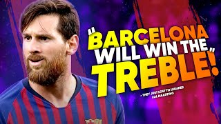 Barcelona Will DESTROY Real Madrid This Season Because... | The Comments Show