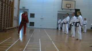Black Belt Training Cornwall - Ge-Baek pt2