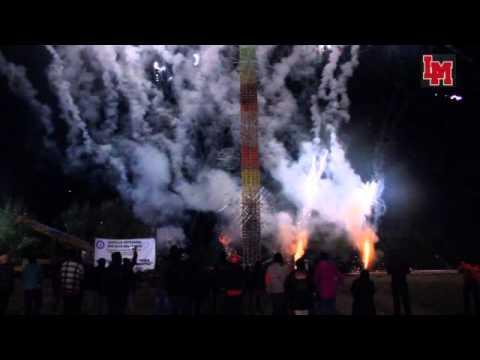 El castillo más alto del mundo/Feria de Jilotepec 2014