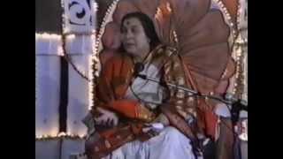 Sahaja Yoga Shri Saraswati Puja Talk 1983 Shri Mataji Nirmala Devi