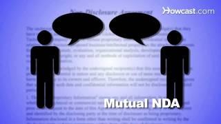 How to Write a Standard NDA