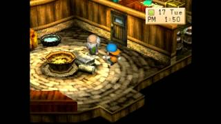 Harvest Moon: Back to Nature Let's Play [6/X]