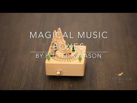 Magical Music Boxes