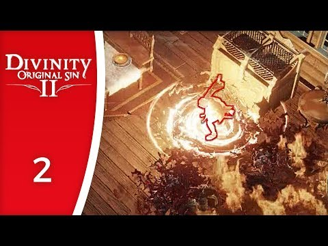 Weren't me who done that... - Let's Play Divinity: Original Sin 2 #2