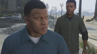 GTA 5: Mission 2 - Franklin and Lamar (PS4 - Gold)
