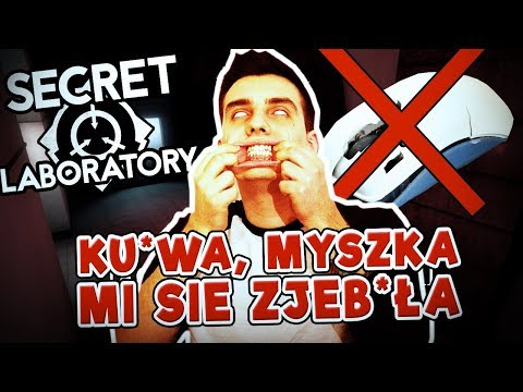 K**WA, MYSZKA MI SIĘ ZJE**ŁA! | SCP: Secret Laboratory [#18] (With: Ekipa)