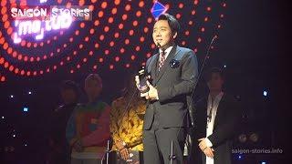 Trấn Thành vượt Ngọc Trinh, Lan Ngọc nhận giải Ngôi Sao Youtube, phát biểu Tiếng Anh cực hay!