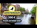 Partir à Amsterdam pour pas cher ? #ONPDP
