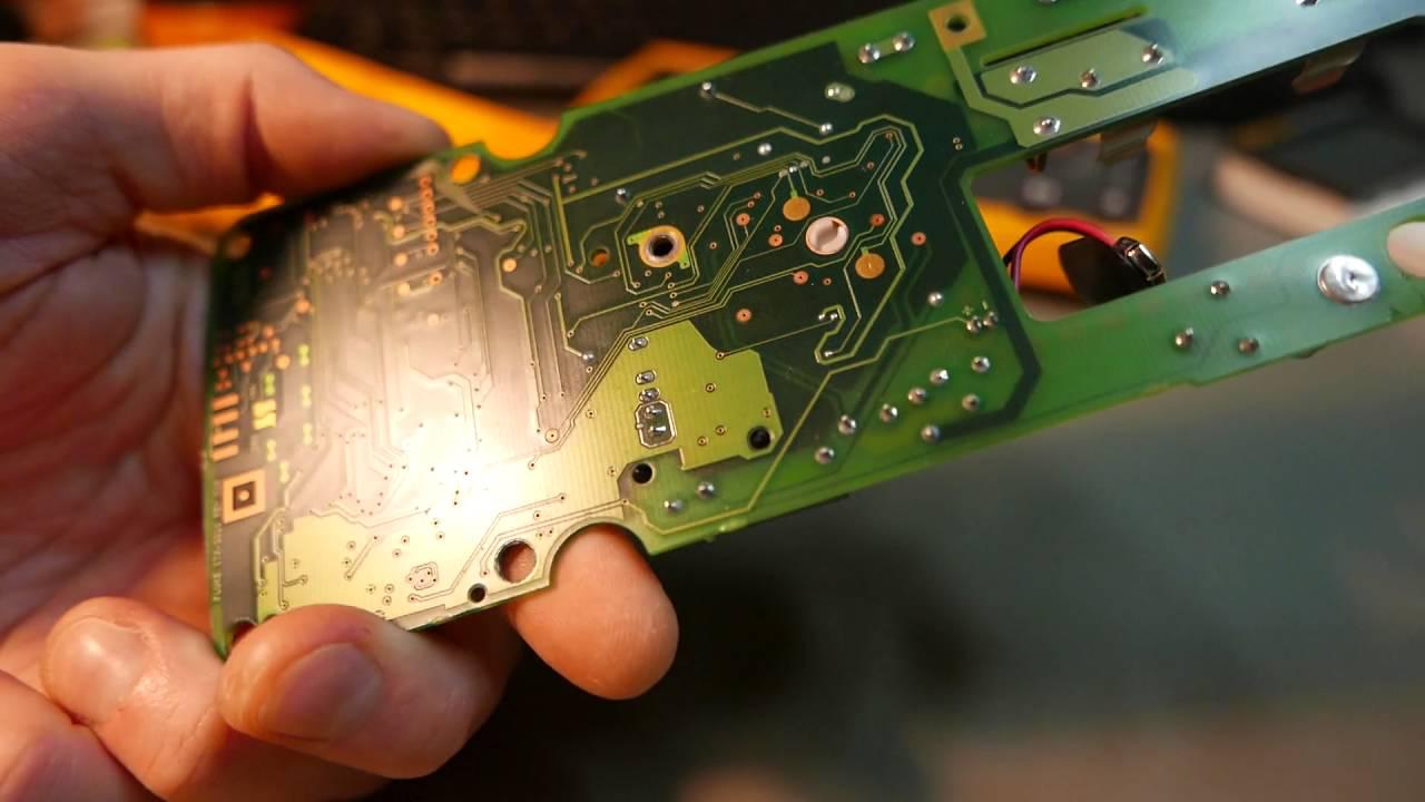 Fluke 175    repair     YouTube