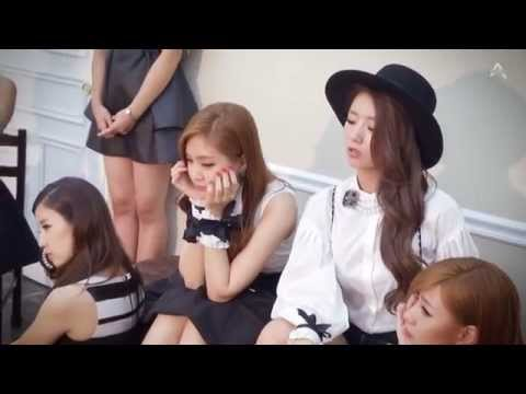 Apink 5th Mini Album [Pink LUV] 'LUV' Jacket  Making Film