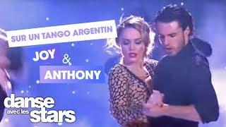 DALS S08 - Joy Esther et Anthony Colette pour un Tango sur El Tango de Roxanne (Moulin Rouge)