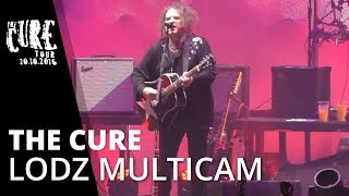 The Cure - Just Like Heaven * Live in Poland 2016 HQ Multicam