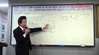 [경제]삼성 이맹희씨와 이건희씨의 관상(2) [허경영 강연988회]