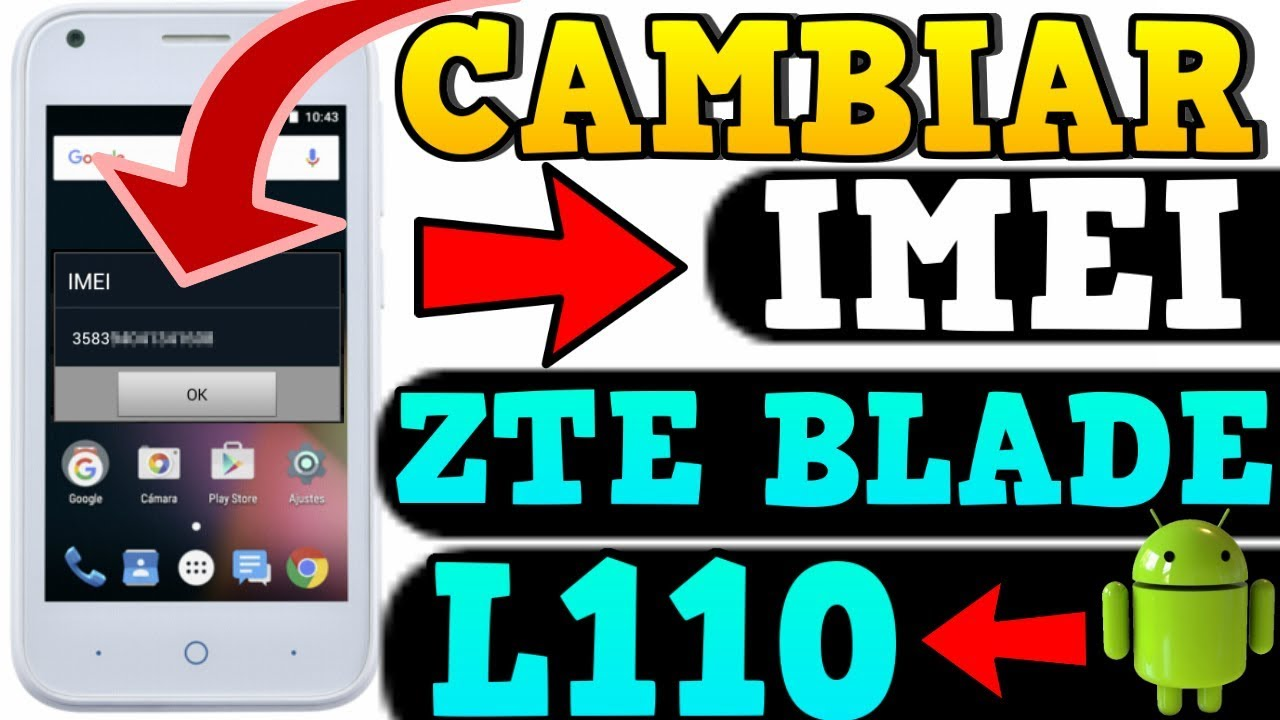How To Unlock Or Unlock Any Zte Blade L110 Free 100 Real