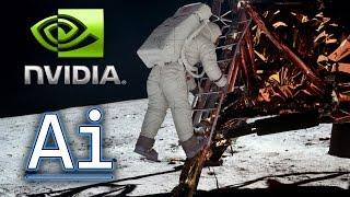 Nvidia Debunks Moon Landing Hoax