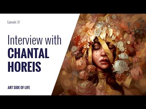 ART SCHOOL MAY NOT BE THE BEST FOR YOU -WITH CHANTAL HOREIS (EP.37)