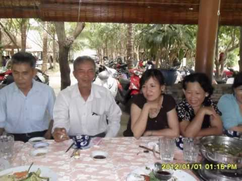 Họp mặt cựu học sinh 12c4 trường Nguyễn Đình Chiểu Bến Tre 2011