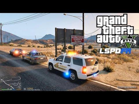 GTA 5 LSPDFR 0.3.1 - EPiSODE 232 - LET'S BE COPS - LIVE PATROL (GTA 5 PC POLICE MODS)