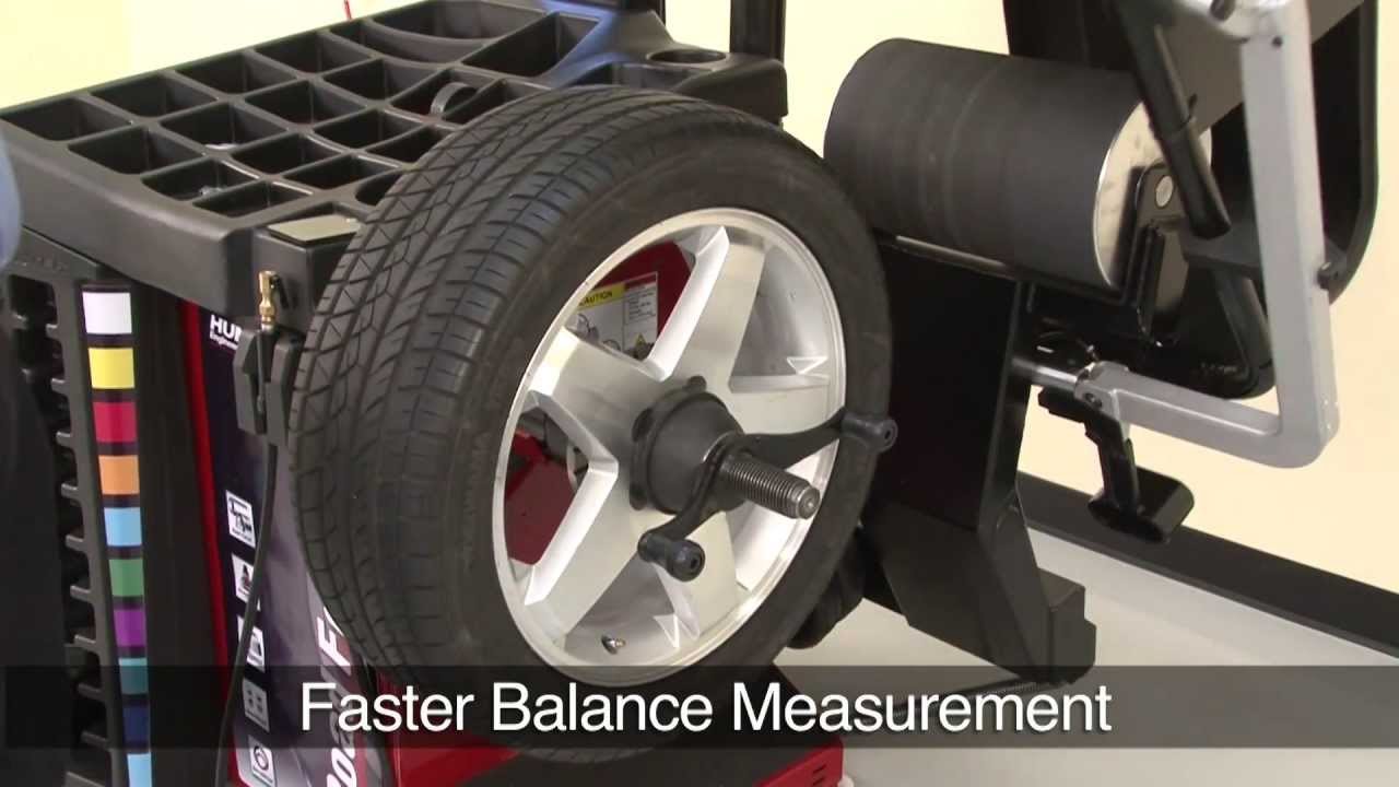 Wheel Balancing Cost >> Road Force Touch Diagnostic Wheel Balancing Machine By Hunter Engineering
