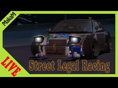 street legal racing redline live 19 16 hengeres motor youtube. Black Bedroom Furniture Sets. Home Design Ideas