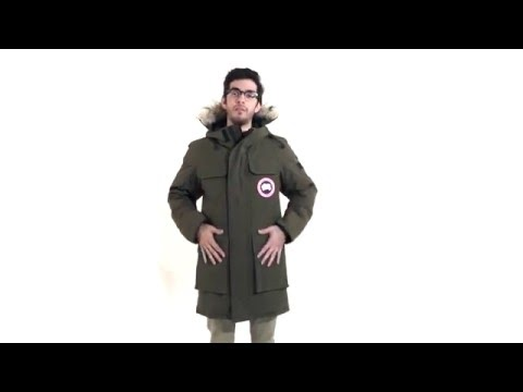 Canada Goose womens replica shop - Canada Goose Langford Size Comparison (XS and S) - YouTube