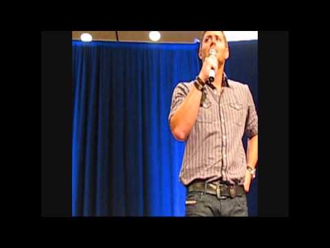 Jensen Ackles at Vancouver Con 2009