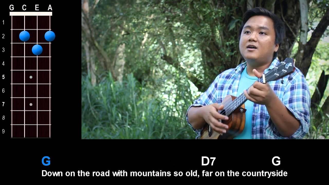 Waimanalo Blues Country Comfort Ukulele Play Along Youtube