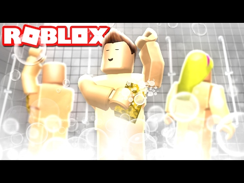Thumbnail: SHOWER SIMULATOR IN ROBLOX
