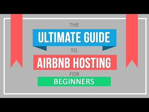 Discussion: ULTIMATE Guide to Airbnb Hosting for Beginners