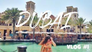 DUBAI VLOG #1: Как мы заблудились и попали к индусам на Holi Festival