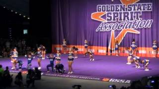California All Stars SMOED 11/16/13 GSSA Irvine, CA