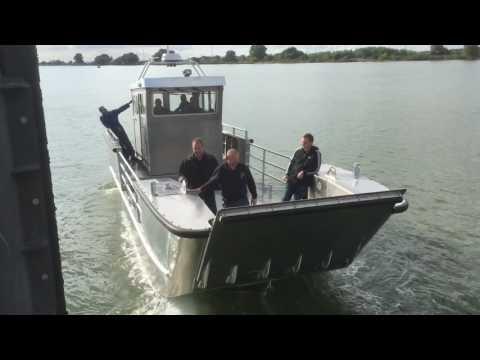 Offshore workboats