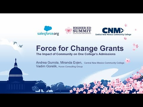 Force for Change Grants