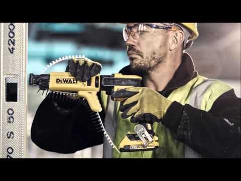 DeWALT DCF620D2K Collated Screwdriver From Power Tools UK