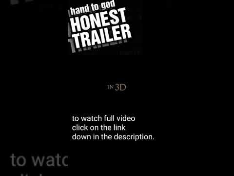 HTG HONEST TRAILER: TITANIC -CAST FUNNY #shorts
